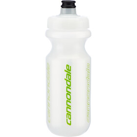 Cannondale Logo Fade Bottle 570ml, clear/black